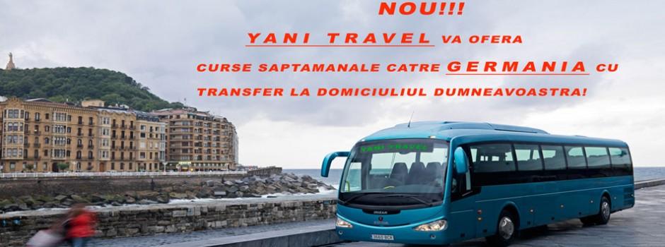 Yani Travel -  Transport Persoane