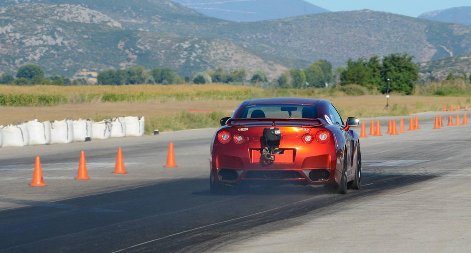 Record european: cel mai rapid Nissan GT-R este in Romania!