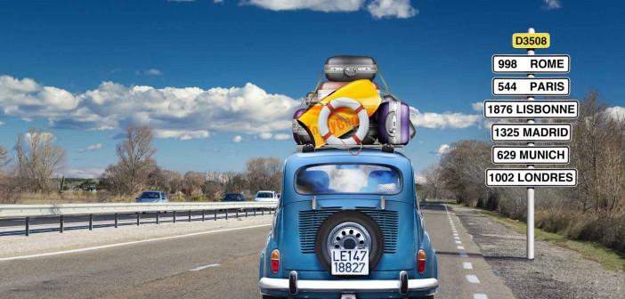Pregatirea masinii pentru plecarea in concediu