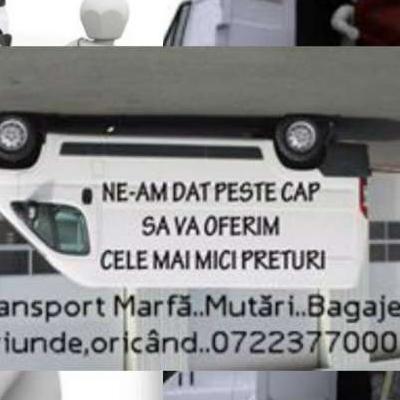 ransport Mobila, Marfa. . . Diverse Servicii de Transport